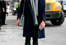 Basic Street Style   Outfits de básicos del Street Style