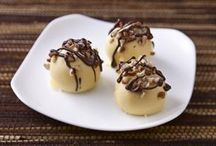 Cookie Ball Recipes / Cute cookie balls are the sweetest treats you'll find at special occasions. Valentine's Day, Christmas, bridal showers or just because, do you really need an excuse to indulge in these bite-sized biscuits? / by what's cooking - Kraft Canada