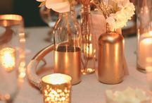 Bronz • Copper wedding