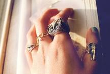 if u like it then u shoulda put a ring on it  / by Amanda Myers