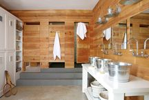Camp bathrooms