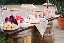 Stylish picnic