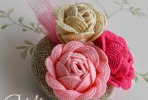 Tutorial de rosas con píqunela