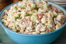 Pasta Salads / by Juanita Kenney