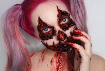 maquillajes dia de muertos