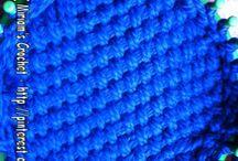 basket weave on a loom