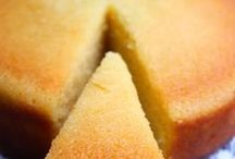 cake citron fournée