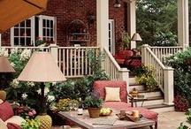 Home Decorating Ideas / by Pamela Andersen