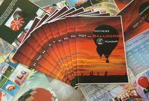 Notheisz Balloons Hungary elkészültek az új prospektusok / Prospektus
