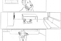 storyboard  shortmovie Grande!