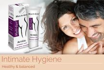 Intimate Hygiene / Intimate hygiene is crucial; fragranced products can be really harmful towards your intimate area causing infections such as BV and thrush. Keep on top of your intimate hygiene whilst smelling like a basket of roses but avoiding those infections.