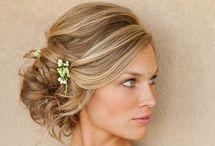 Bridal Hair Inspiration 2015 <3