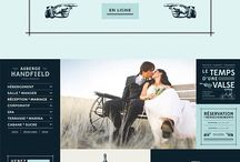 Rich, Elegant Website Design