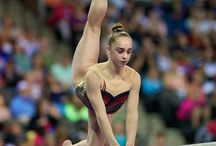 Gymnasts-Women / by Sports-N-Stuff