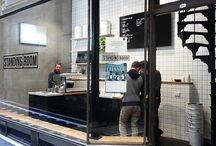 cafè restaurants
