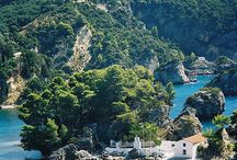 Parga  Greece