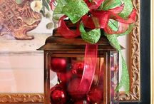 Christmas Decor - Lanterns / by Debbie Mayfield
