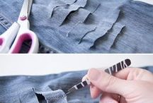 Pantalón roto