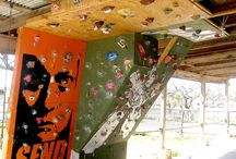Climbingwall etc
