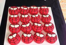 Superhero party / Leo's 3rd birthday idea