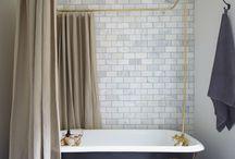 Bathroom Interior / 욕실 인테리어