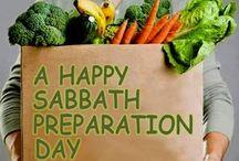 Happy Preparation Day