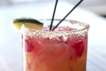 Cocktail drinks and recipes / Make your home happy hour awesome