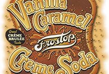 The Frostop Sodas / We have been making our root beer since 1926 and it originated in Springfield, Ohio.  Try them all and let us know which Frostop Soda is your favorite at www.frostop.com or www.sockhopsodashop.com.  Book your private ice cream float party for your home or place of business.  We can also help you with your fundraisers!