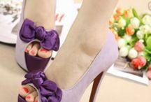 Cran's heels / Heels, pretty shoes, all things worn on feet.