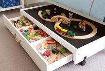 Aménagement/Décoration d'intérieur: chambre d'enfant / salle de jeux