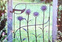 Niskie ogrodzenie