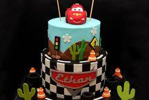 mc queen cakes