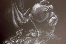 Art Lessons: Chiaroscuro