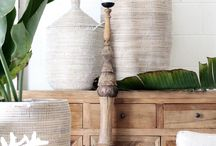 Tropical Tribal Luxe Living