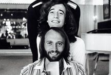 The Bee Gees / My number one all time favorite musical performers. Their music was much more than songs. It was their heart, their soul and their lives.