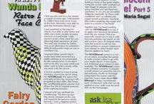 Lisa Pavelka's Review of The NEVERknead Polymer Clay Kneading (Conditioning) Machine / Read what noted authority (and sweetheart) Lisa Pavelka says about The NEVERknead in Polymer Cafe magazine!