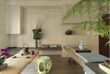 Asian style interior