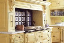 Kitchens / by Gia Milazzo Smith / Designs By Gia Interior Design