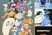 Undertale Everywhere! / Undertale character pictures!
