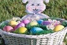 Húsvéti ötletparádé / Minden, ami Húsvéti! / by Magdi Fejesné