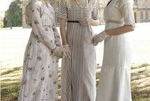 Downton Abbey inspirations