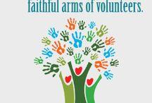 Volunteerism!
