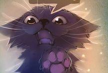 Bajkowe kotki