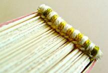 bookbinding / Kirjansidontaa
