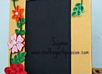 Quilling art / Quilling