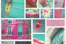 Color Inspiration / by Marlena Stell
