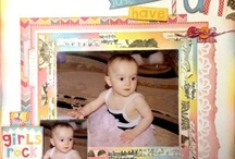 Scrapbooking Projects / Inspirational scrapbooking projects that we love at Chook Scraps.