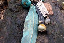verdigris jewellery ideas