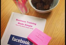 Facebook Tips / Snaps from our Facebook for Business Training Course