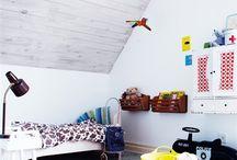 décoration de la chambre des enfants